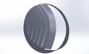 3DCADの設計図