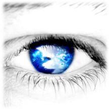 青色波長と目の問題