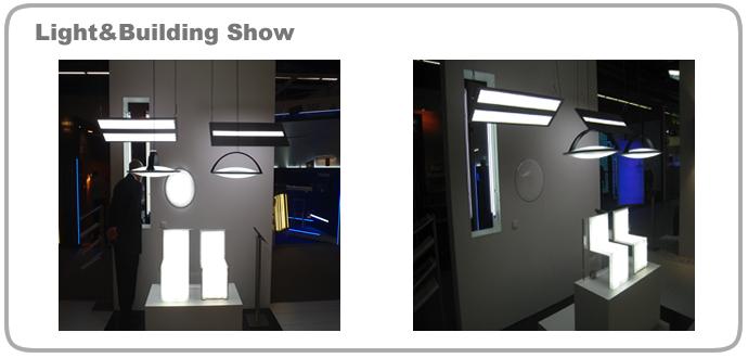 Light&Building Showの様子